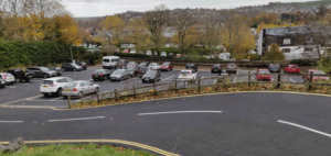SHDC car park development